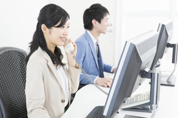 明るくキレイなオフィスで一緒に働きませんか?ご応募お待ちしてます!